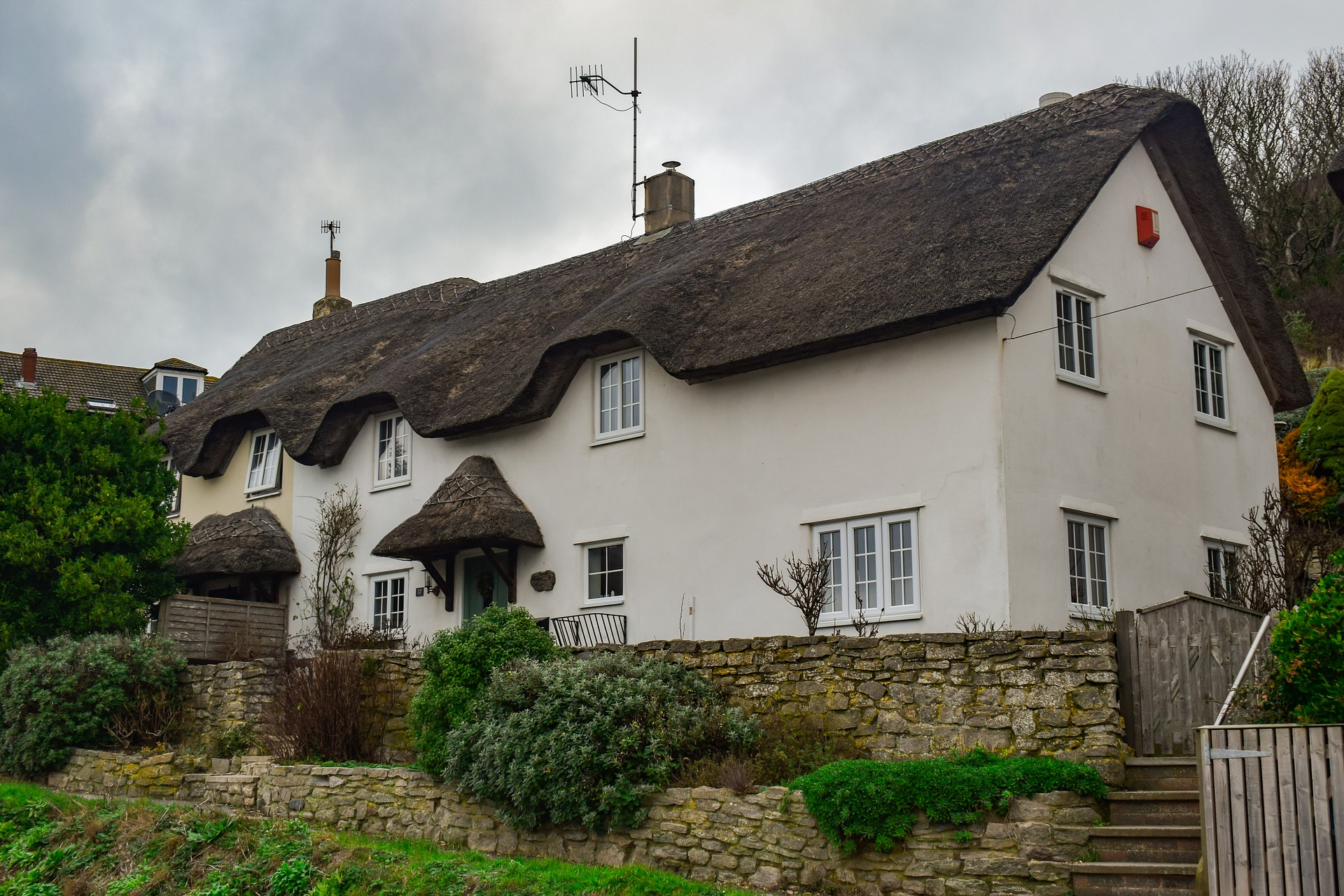 Photo of a rural cottage